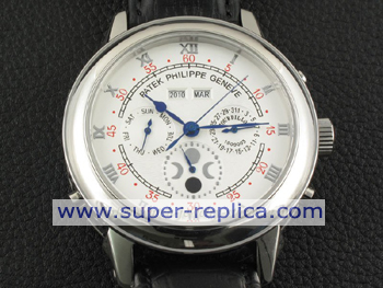 PATEK PHILIPPE EXCEPTIONAL SKYMOON TOURBILLON DOUBLE-FACE  WATCH