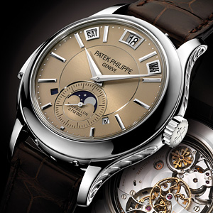 Patek Philippe - The Complication Of Time Watch Releases