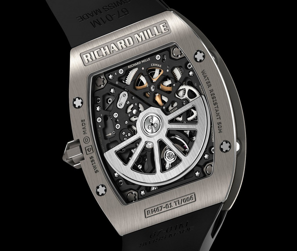 Richard Mille RM 67-01 Automatic Extra Flat 1