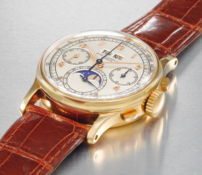 Patek Philippe 175 Auction Interview With Head Of Christie's Watch Department Sales & Auctions